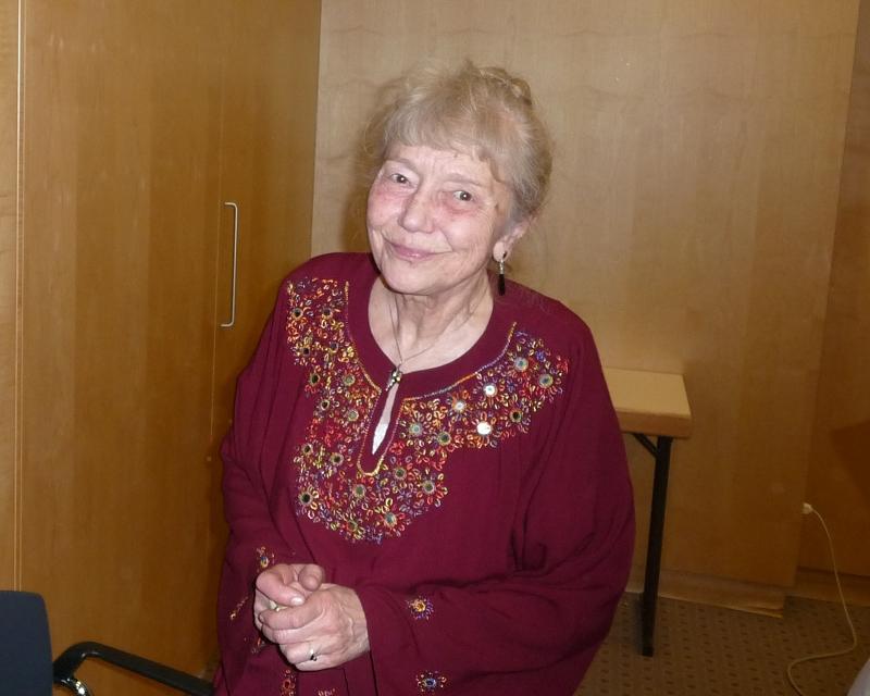 Margret Bergmann
